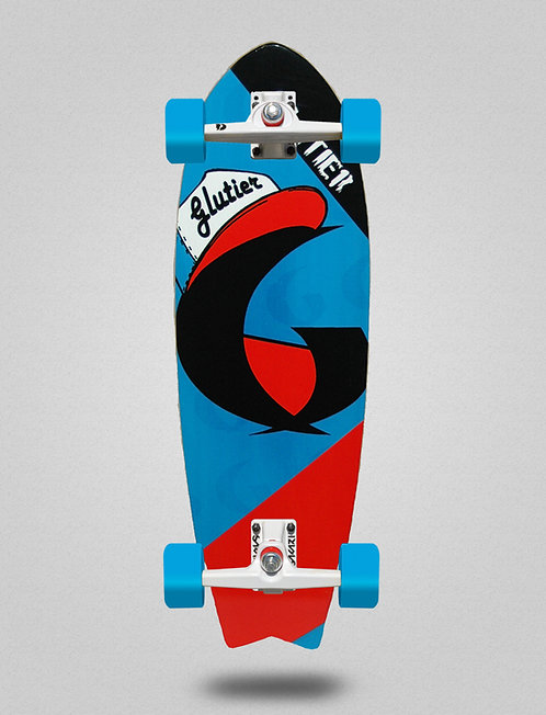 Glutier surfskate - Hypster 27 (special for childs)