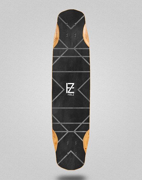 Holz Gram lux longboard deck 38x8.45