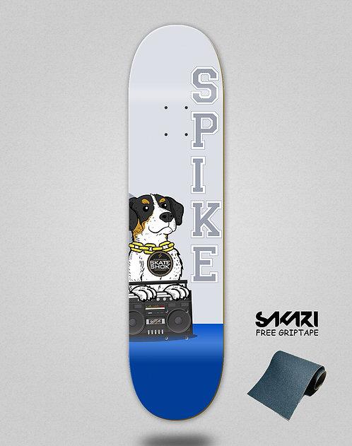 Skate shok deck Spike blue