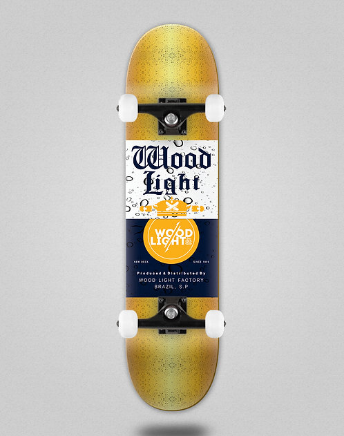 Wood light Cheers blondie skate complete