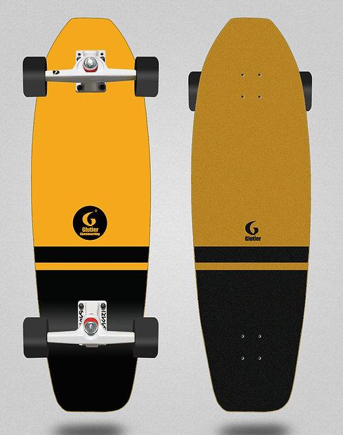 Glutier surfskate SGI - Flame 31,5