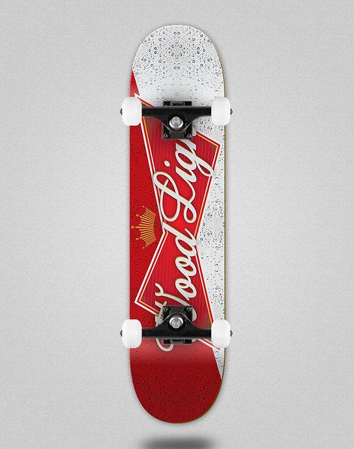 Wood light Cheers Bud skate complete