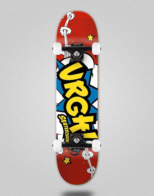 Urgh comic red skate complete