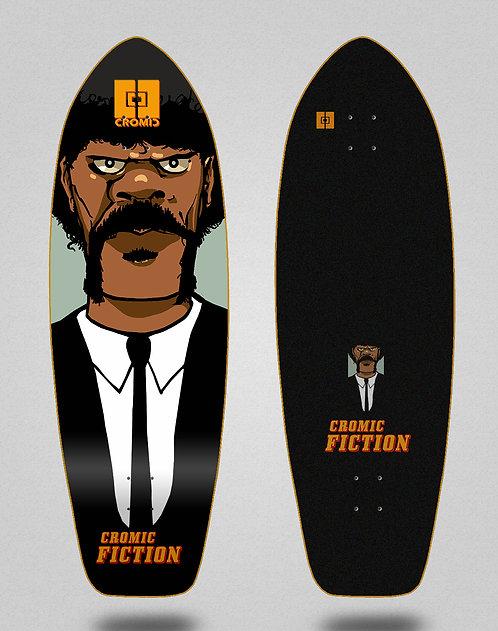 Cromic surfskate deck - Fiction 31