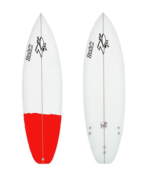 Zorlak surfboard shape 111