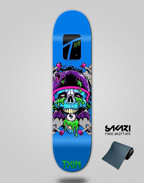 Txin Downhill dead skate deck