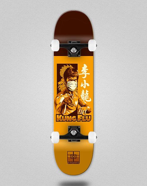 Cromic Covid Kung flu skate complete