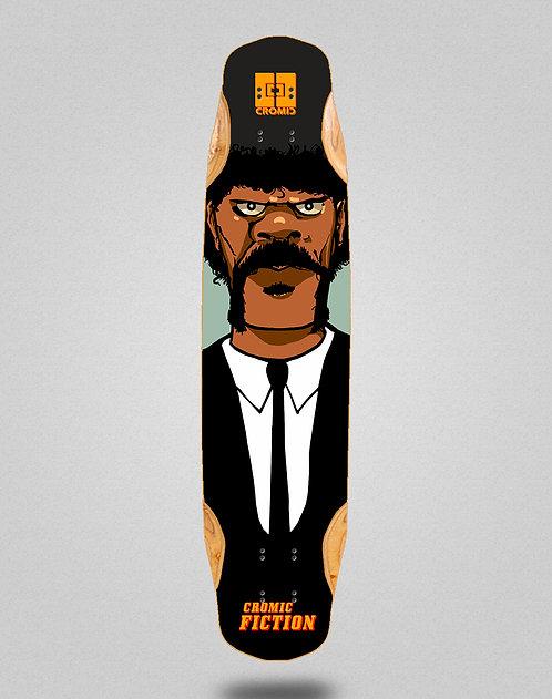 Cromic Fiction longboard deck 38x8.45