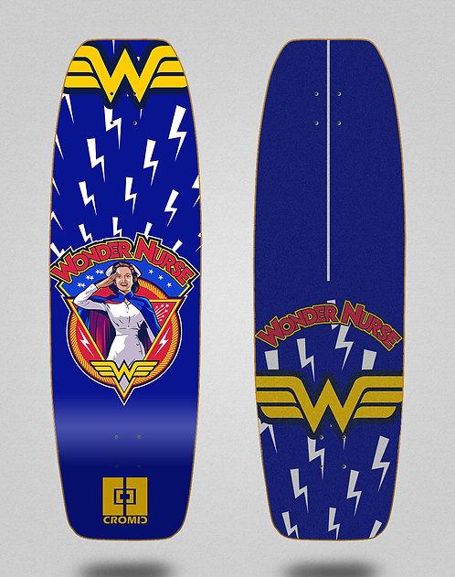 Cromic surfskate deck Covid Wonder 31.5