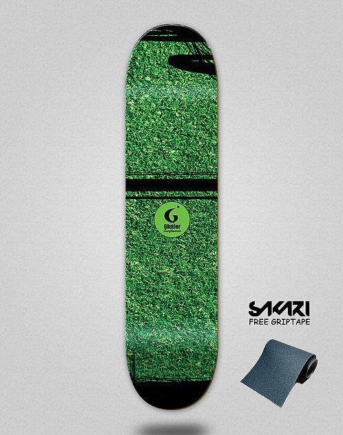 Glutier Grass new skate deck