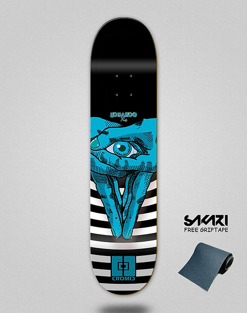 Cromic Eduardo Prieto Vision blue