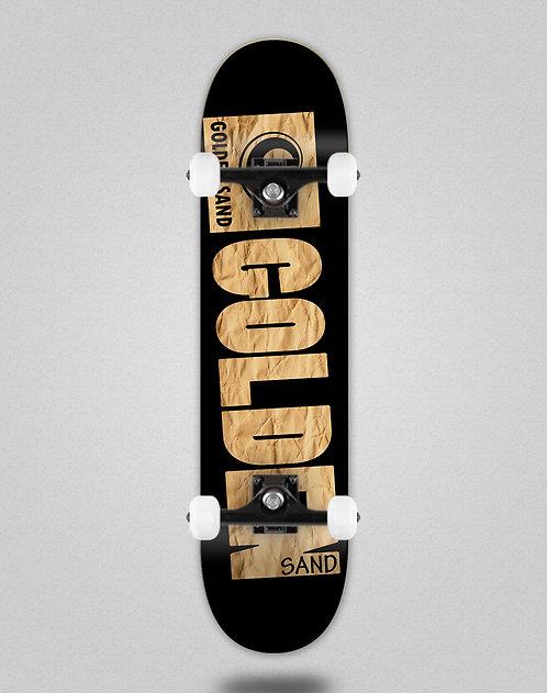 Golden Sand Degraded cartoon skate complete