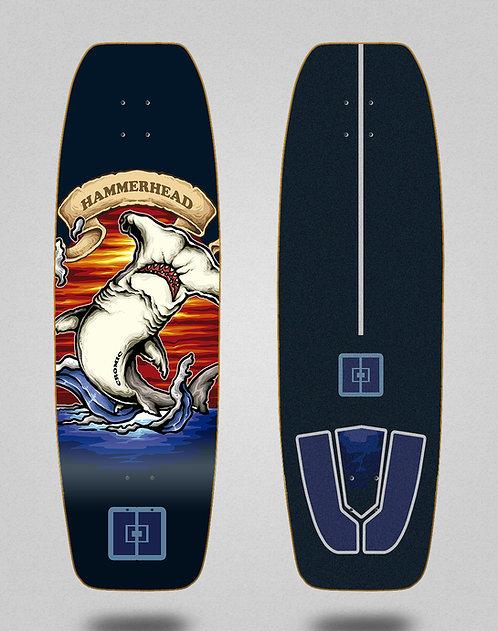 Cromic surfskate deck - Hammerhead 31.5