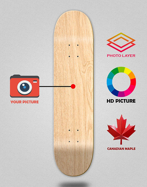 Personalizador skateboards decks