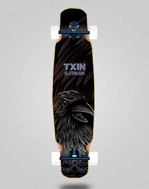 Txin Crow longboard dance complete 46x9