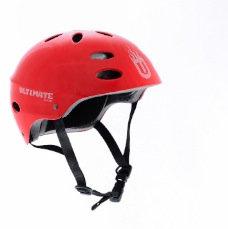 Ultimate helmet - Red