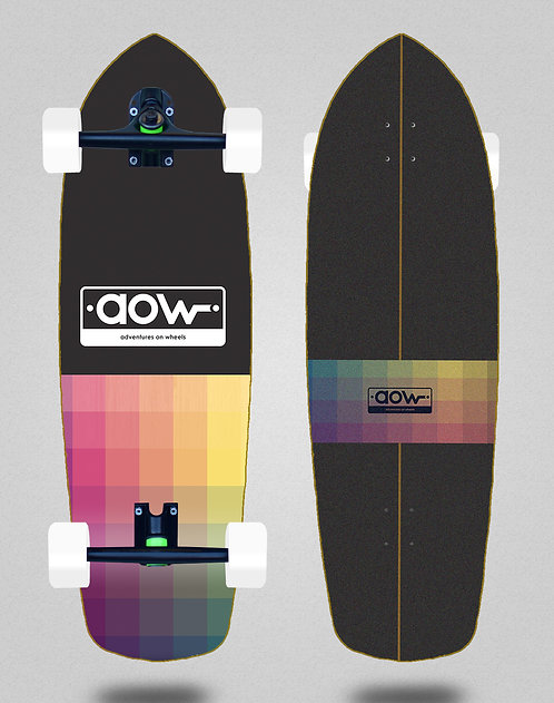 Aow cruiser Pixels black 34