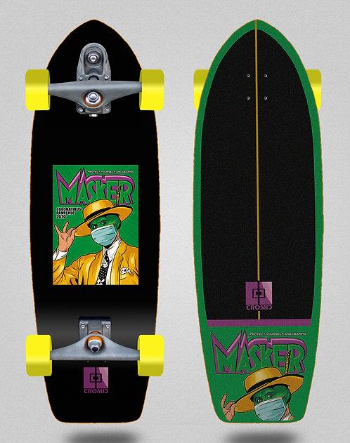Cromic surfskate T12 trucks C19 Masker 31