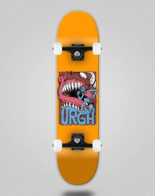 Urgh Monster orange skate complete