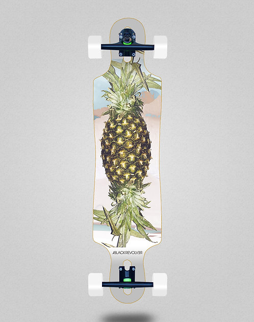 Black Revolver Rotten fruit 3 longboard complete 40x9