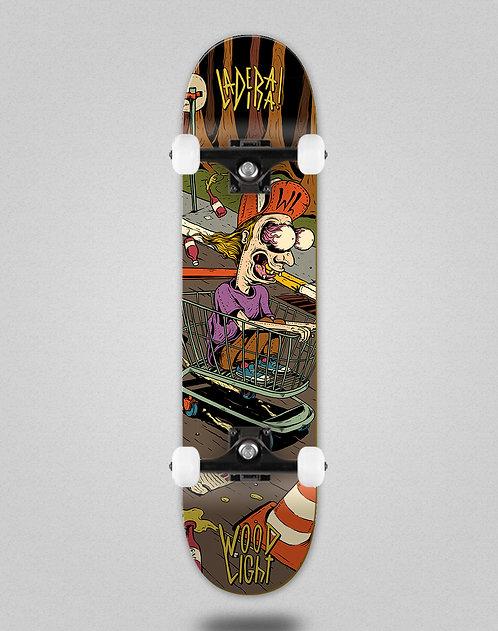 Wood light Ladeira series Brigton skate complete