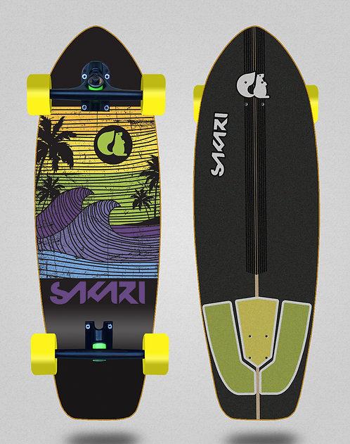 Sakari cruiser - Cali dream yellow 31