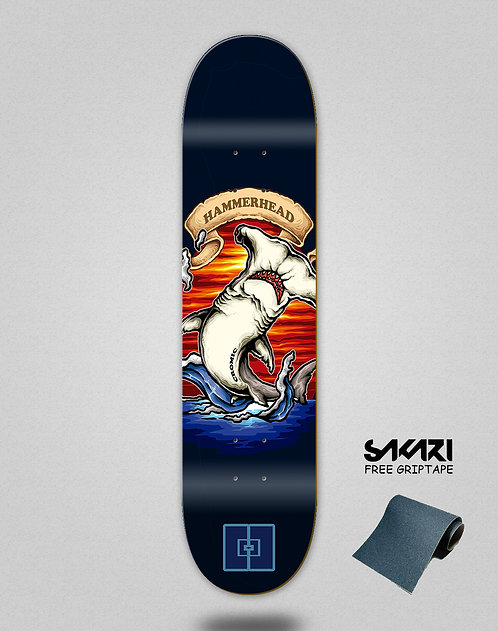 Cromic Hammerhead skate deck