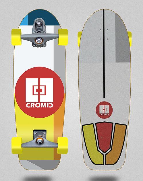 Cromic surfskate T12 trucks Cefire 30,5