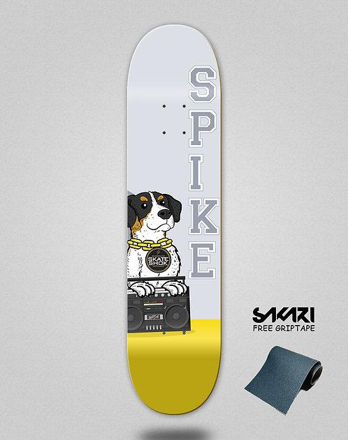 Skate shok deck Spike yellow