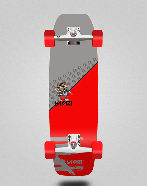 Sakari surfskate - Castor 31.5 fat nose