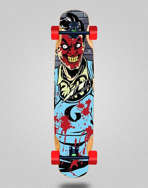 Glutier Chicote longboard complete 38x8.45