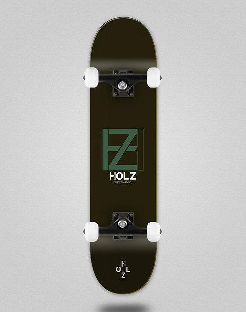 Holz Basic green forest skate complete