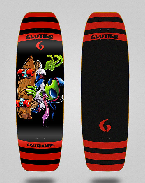 Glutier deck: Chentrail 32 tail nose