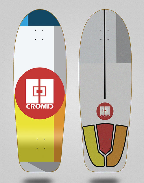 Cromic surfskate deck Cefire 30,5