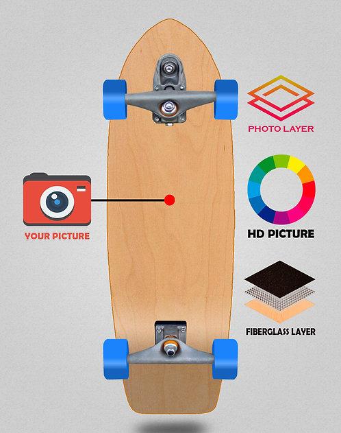 Personalizador surfskate complete T12 29 X1 unidad