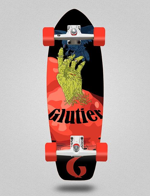 Glutier surfskate - Zombie hand 31