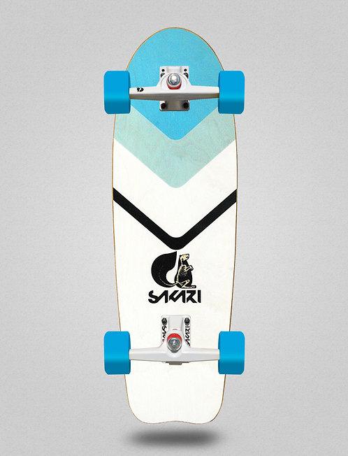 Sakari surfskate - Slate 31