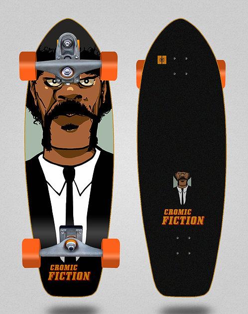 Cromic surfskate T12 trucks Fiction 31