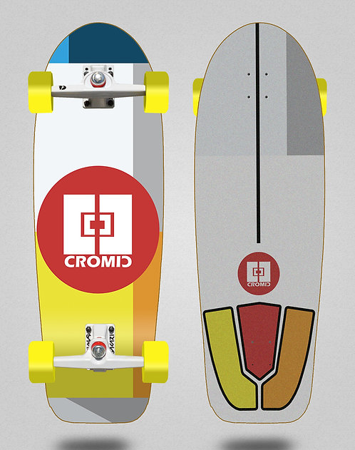 Cromic surfskate SGI trucks Cefire 30,5