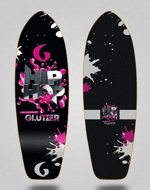 Glutier deck - Hip silver 31