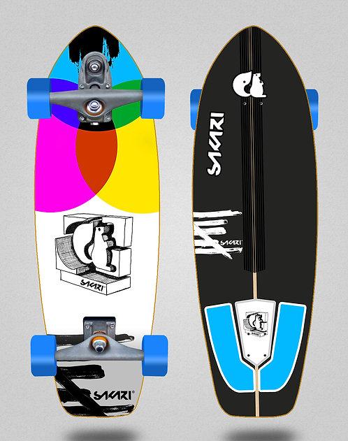 Sakari surfskate T12 - Chroma 31