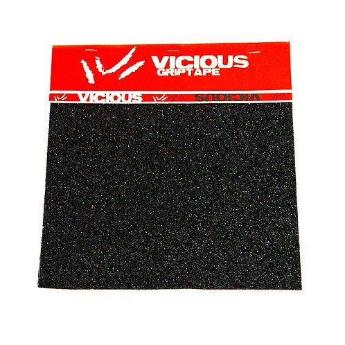 Vicious griptape 4 sheets 10¨x11¨ black
