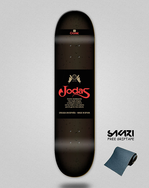 Cromic Fresh jodas skate deck