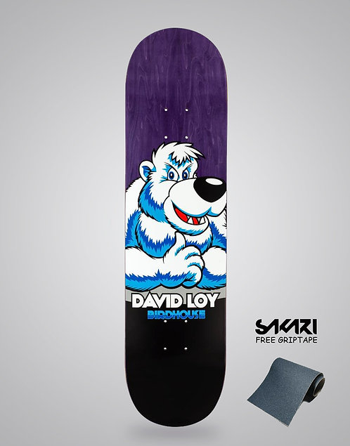Birdhouse Pro Deck Animal Loy Multi 8.125