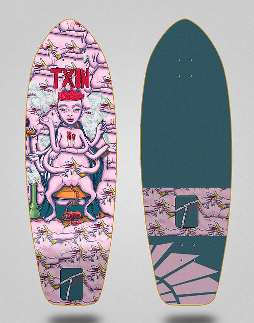 Txin deck - Adicction 31