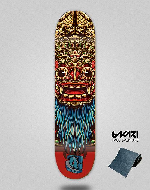 Sakari Denpasar skate deck
