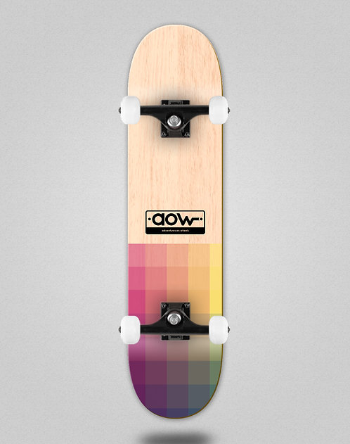 Aow Pixels skate complete