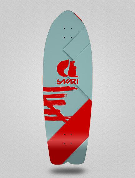 Sakari surfskate deck - Orizon 29