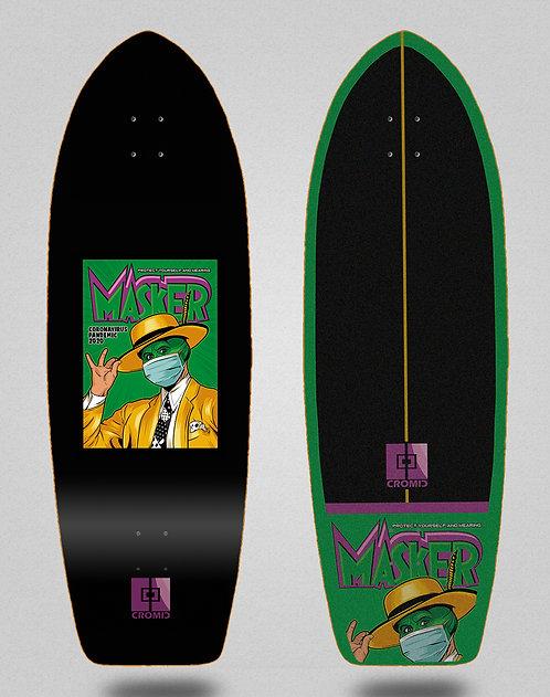 Cromic surfskate deck - Covid Masker 31