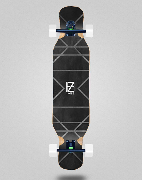 Holz Gram lux longboard complete 46x10